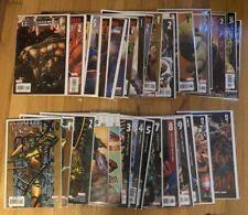 Lot of 34 Marvel Ultimate Comics, Varied Sets