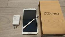 UNLOCKED Samsung Galaxy Note 3 SM-N900W8 - 32GB - Classic White