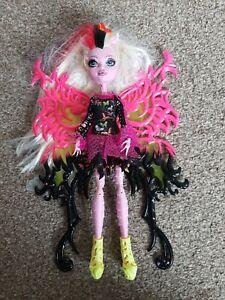 Monster High Freaky Fusion Bonita Femur Hybrid Doll