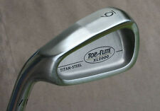 Left Hand Top Flite XL2000 Titan Steel 6 Iron  Stiff Flex XL-2000