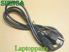 6 Feet 3 Prong Notebook Laptop Computer Ac Power Cord For Hp Dell Compaq Sony
