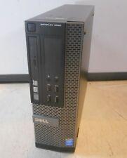 Dell Optiplex 9020 Intel Core i7-4790 @ 3.60GHz 8GB RAM DESKTOP COMPUTER NO HDD