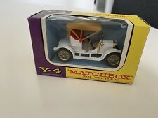 MATCHBOX Y-4, Models of Yesteryear - Opel Coupe 1909, OVP