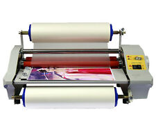 110v Four Rollers Hot Roll Laminating Machine Photo Film Laminator Fm360j