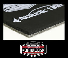 Car Builders Acoustic Liner - acoustic foam carpet underlay