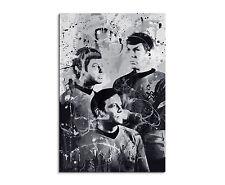 90x60cm PAUL SINUS Splash Art Gemälde Star Trek Art Geschenkartikel