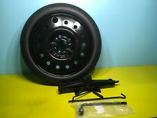 12-13-14-15-16-17-18 19 HYUNDAI VELOSTER COMPACT SPARE TIRE WITH JACK KIT