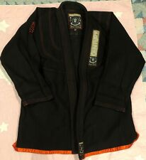 Century Martial Arts BJJ Gi Black A3 Spider Monkey