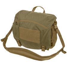 Helikon Urban Courier Bag Large Mens Messenger Nylon Adaptive Green / Coyote