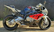 BMW S1000RR 2009-2014 SLASH CUT RACE TRIM GP EXHAUST CAN (GP-S1)