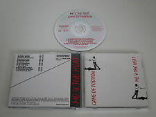 ME&THE HEAT/GAME OF POISION (INTERPHON IPCD 2034) CD ALBUM