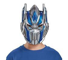 Optimus Prime Mask Transformers Last Knight Halloween Child Costume Accessory
