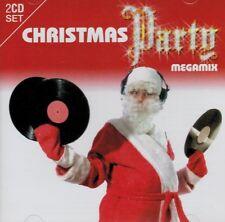 Christmas Party Megamix (2 CD Set, 2008, Brand New)