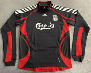 LIVERPOOL FC ADIDAS LFC 2006/2007 TRAINING TOP FORMOTION MENS LARGE