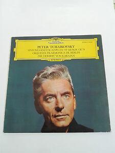 "Peter Tchaikovsky LP vinilo 12"" Sinfonia nº6 patetica ""si"" menor op. 74.   1970"