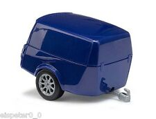Busch 44992 Clever Trailer, Blue, H0 Car Model 1:87