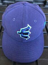 Everett Aquasox New Era Genuine Minor League Baseball Hat Cap Size 7 1/8