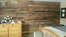 reclaimed barn wood wall covering / cladding / planks