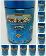 10 CANS!! 100 gram Each Rajnigandha Pan Masala Betel Nuts EXPORT QUALITY USA SLR