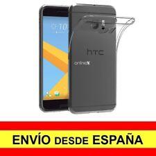 Funda Silicona para HTC 10 Carcasa Transparente TPU a3042
