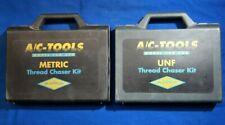 Pi.effe.cl A/C fitting thread restore kits(2) SAE TCK500 & Metric TCK570 UN-Used