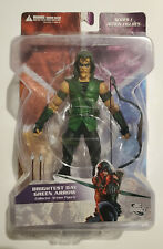 NEW Sealed DC Direct Brightest Day Green Arrow Action Figure