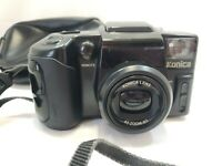 Konica Z Up 80 Super Zoom Point And Shoot Camera 35mm Made In Japan