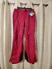 Pink Women's Medium Columbia Omni-Tech Waterproof Breathable  Gondola Gal Pant
