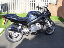 Triumph 955i SPRINT ST Black round ROAD LEGAL Road Legal Performance exhaust