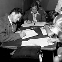 OLD CBS RADIO TV PHOTO Corwin A Cbs Radio Drama, Norman Corwin & Orson Welles