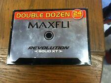 Maxfli Revolution Solid Xt 24 pack