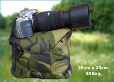SS Bag camera bean bag support Water Repellent tripod Bird Watching gift photo