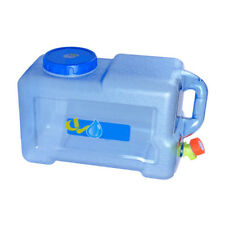 Water Storage Container Can 12L LTR Liter Carrier Tap Food Grade Travel Camping