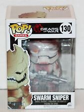 New in Box--POP! Figure-Gears of War Swarm Sniper Game Stop Exclusive FUNKO #130
