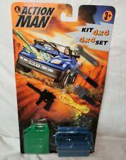 Blister accessoires ACTION MAN kit 4X4 set + porte-clé - Hasbro 1997 Neuf