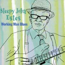 Sleepy John Estes, Estessleepy John - Working Man's Blues [New CD]