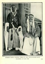 1936_Seabrook ADVENTURES in ARABIA Druse SYRIA Yezidees IRAQ Baghdad LEBANON