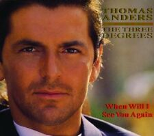 Thomas Anders When will I see you again (1993, feat. The Three Degre.. [Maxi-CD]