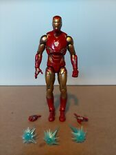 Marvel Legends IRON MAN Mark LXXXV Bro Thor Wave, tight joints, as is