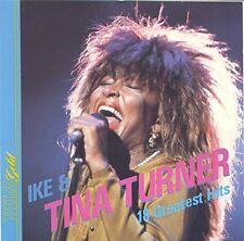 Ike & Tina Turner 18 greatest hits [CD]