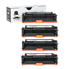 Moustache® 118 Compatible Toner Cartridge Combo BK/C/M/Y For Canon MF-8350CDN