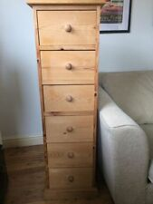 Country Handmade 6 Chests of Drawers