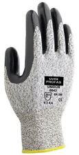 Uvex Profas Unidur 6643 Enveloppé en Nitrile Gants Tricot Coupe 3 Protection -