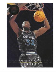 SHAQUILLE O'NEAL / ANFERNEE HARDAWAY 1993/1994 SKYBOX THUNDER LIGHTNING #TL6 $30