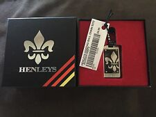 Henleys Dog Tags Necklace Mens BNWT