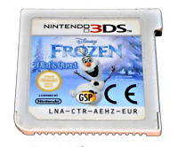 Disney Frozen Yolaf's Quest Nintendo 3DS 2DS (Cartridge Only)