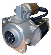 New Starter Motor, 12V 10 TOOTH PINION 2.2kW C/W MITSUBISHI FORKLIFT TRUCKS, 326