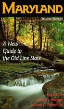 Maryland: A New Guide to the Old Line State Arnett, Earl, Brugger, Robert J., P