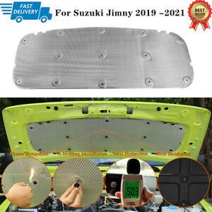 Engine Hood Sound Insulation Heat Insulation Cotton For Suzuki Jimny 2019-2021