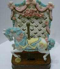 Carousel Collections 3rd Edition Horse and Music Box